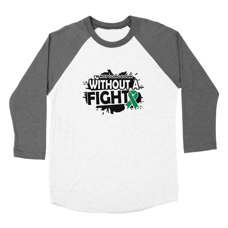 Without a Fight Women's Longsleeve T-Shirt by Brain Injury Services Shop