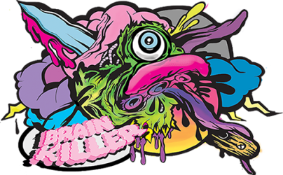 brainkiller Logo