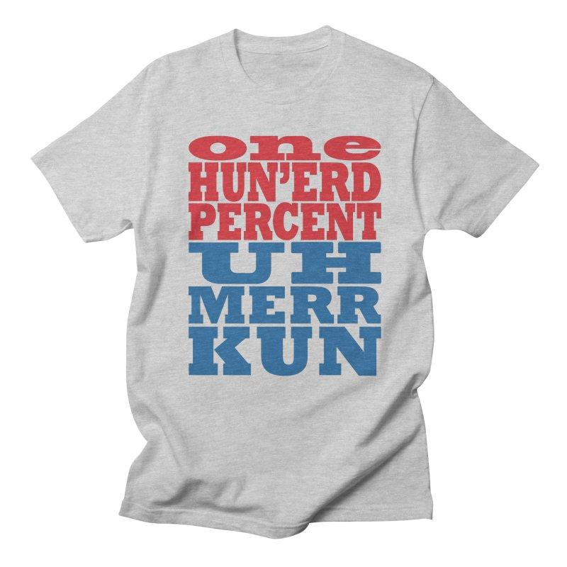 MerKun Men's T-Shirt by brandonb