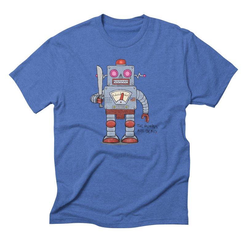 Affirmative. Machette Bot. Men's T-Shirt by brandongarrison's Artist Shop
