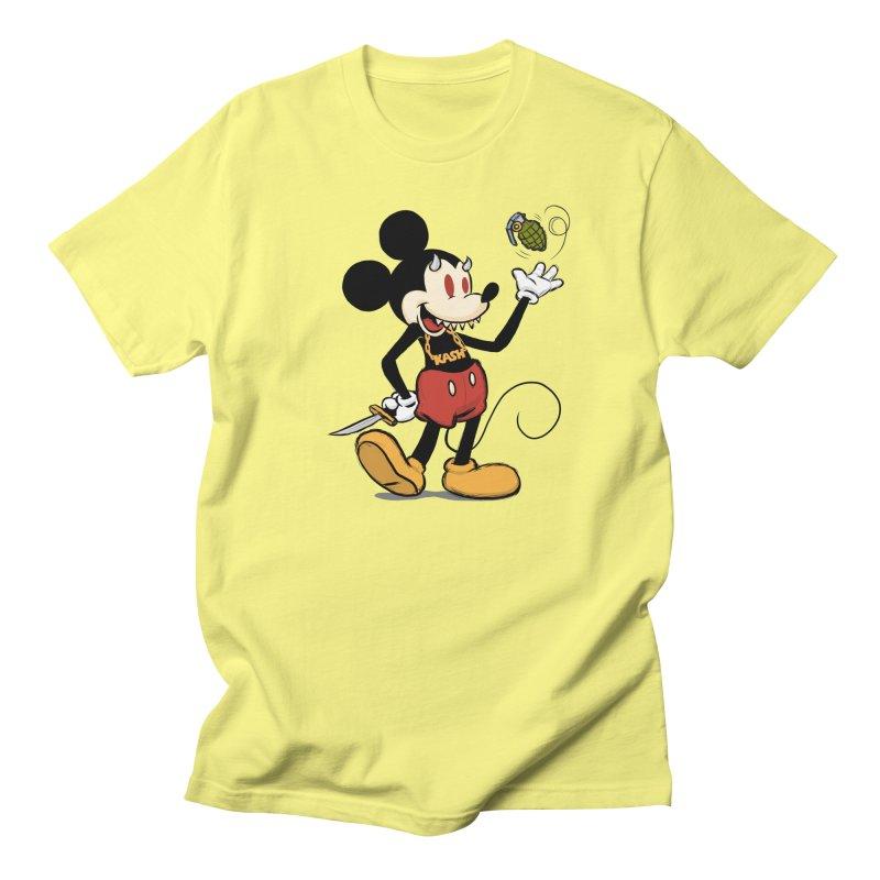 Rodent Men's T-Shirt by brandongarrison's Artist Shop