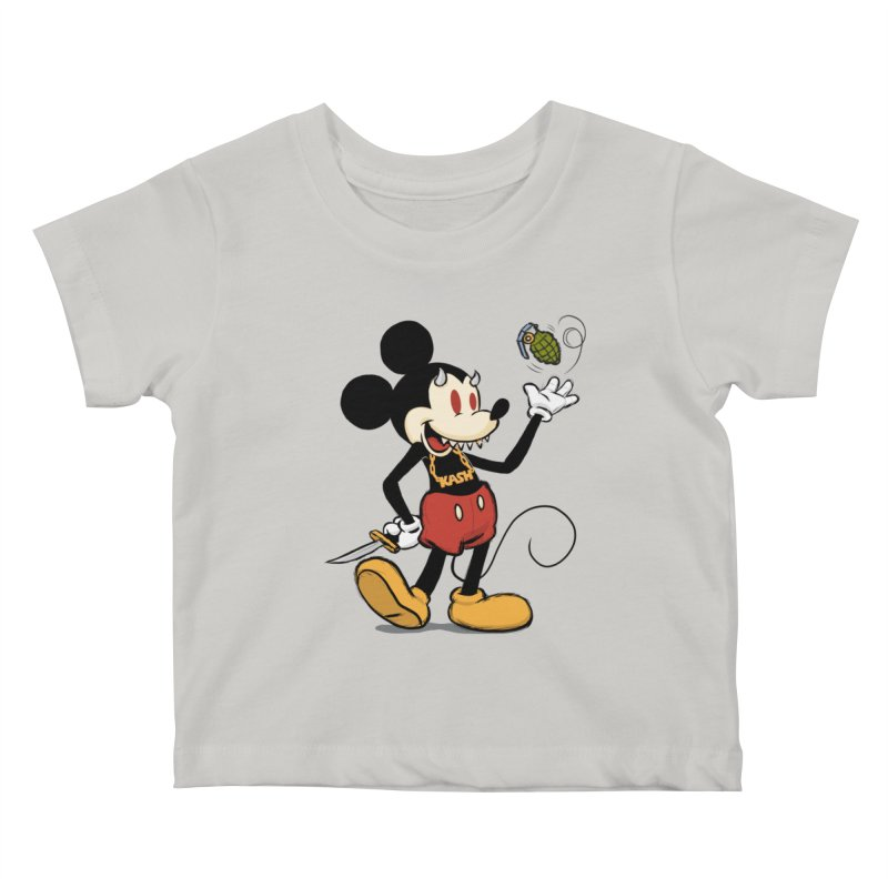 Rodent Kids Baby T-Shirt by brandongarrison's Artist Shop
