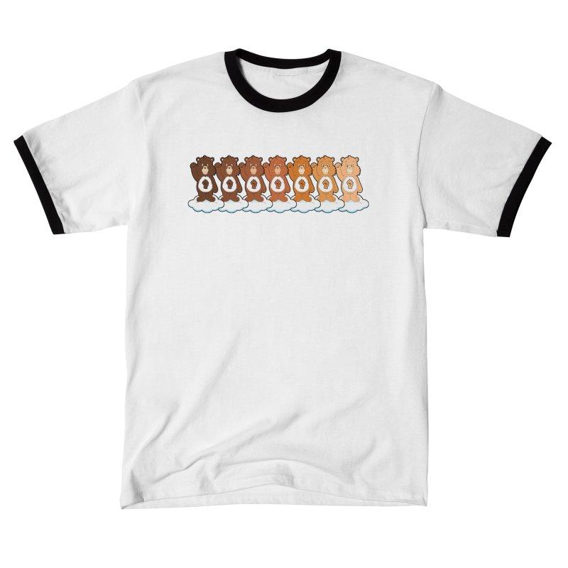 Show You Care Bears Men's T-Shirt by brandongarrison's Artist Shop