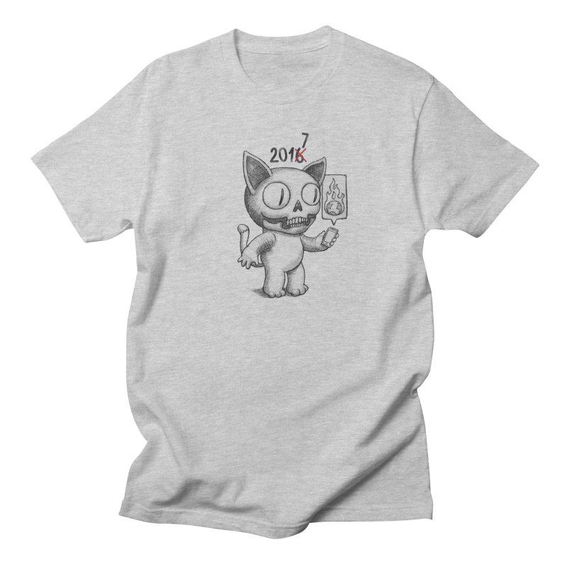 Crappy News Year! Men's T-shirt by brandongarrison's Artist Shop