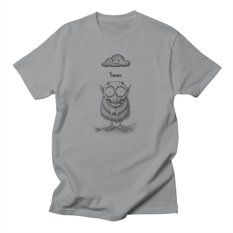 Soon Men's T-shirt by brandongarrison's Artist Shop