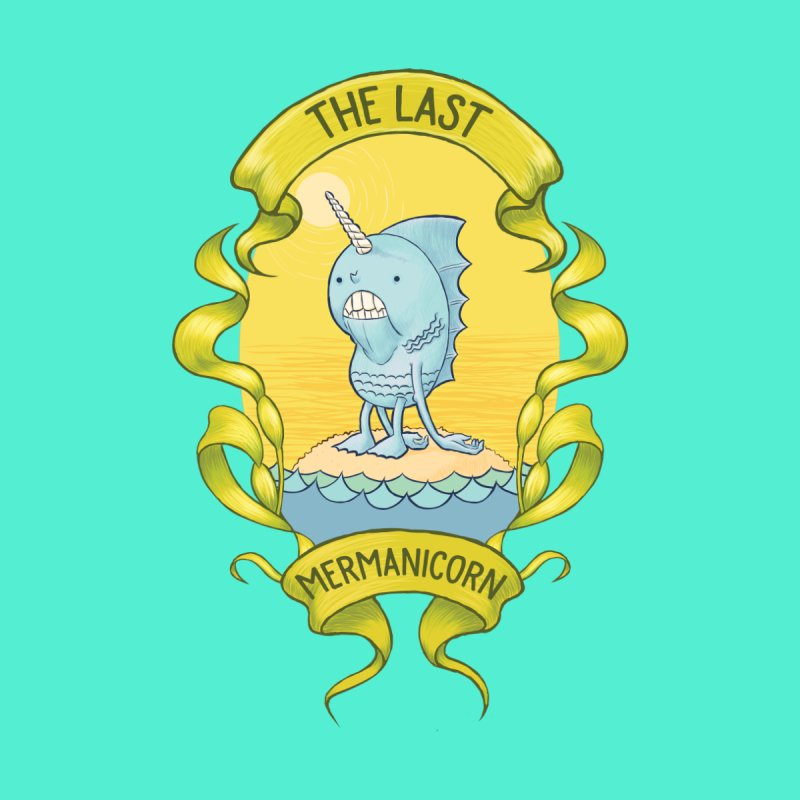 The Last Mermanicorn by brandongarrison's Artist Shop