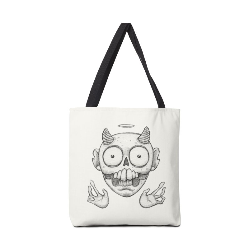 Wednesday Accessories Tote Bag Bag by brandongarrison's Artist Shop
