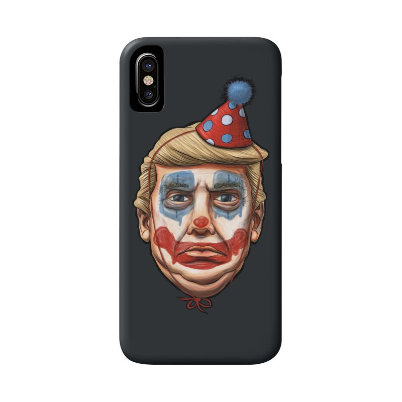 King Clown Trump Accessories  by brandongarrison's Artist Shop