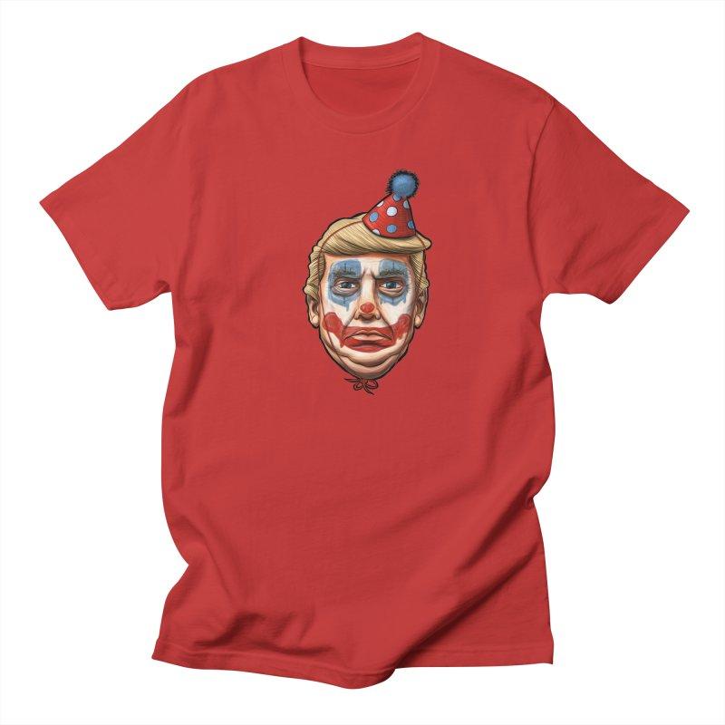 King Clown Trump Men's  by brandongarrison's Artist Shop