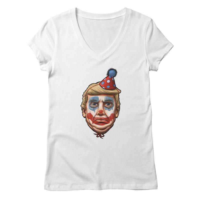 King Clown Trump   by brandongarrison's Artist Shop