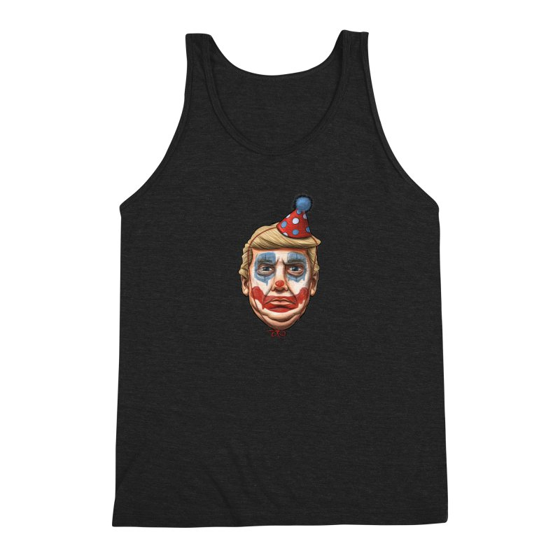 King Clown Trump Men's Tank by brandongarrison's Artist Shop