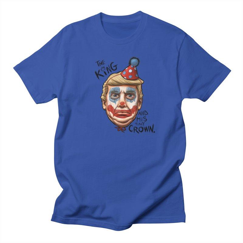 Announcing, King Clown Trump Men's T-shirt by brandongarrison's Artist Shop