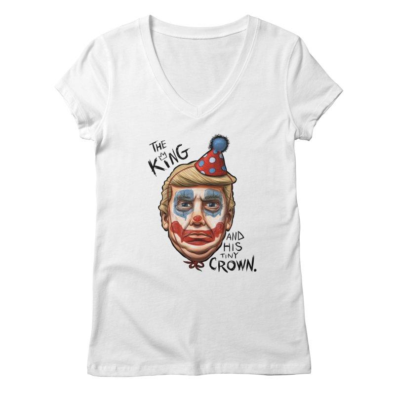 Announcing, King Clown Trump   by brandongarrison's Artist Shop