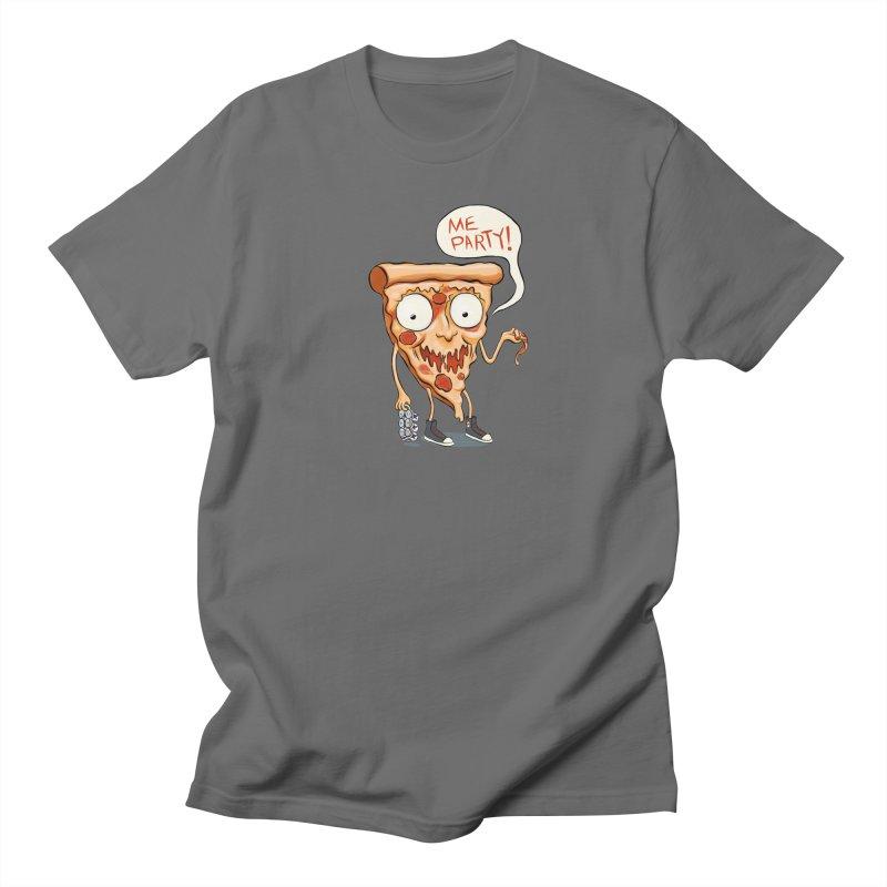 Me Party Men's T-Shirt by brandongarrison's Artist Shop