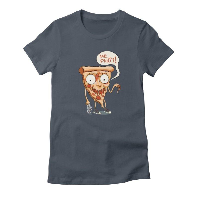 Me Party Women's T-Shirt by brandongarrison's Artist Shop