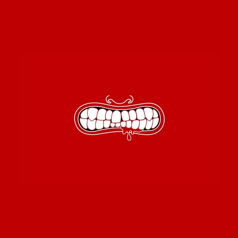 Crimson Grillz: THIRST Accessories Face Mask by brandongarrison's Artist Shop