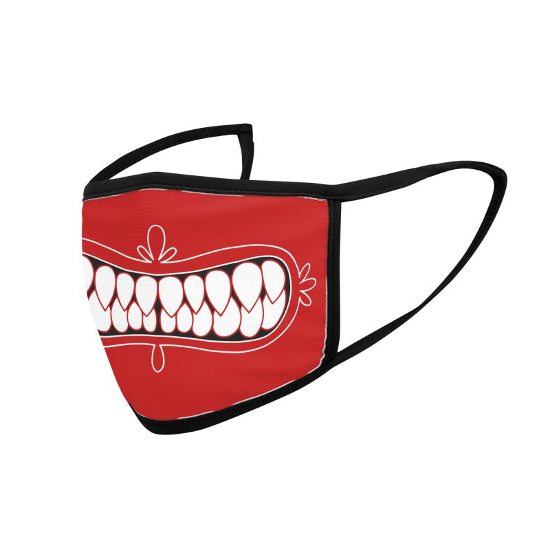 Crimson Grillz: MARIACHI Accessories Face Mask by brandongarrison's Artist Shop