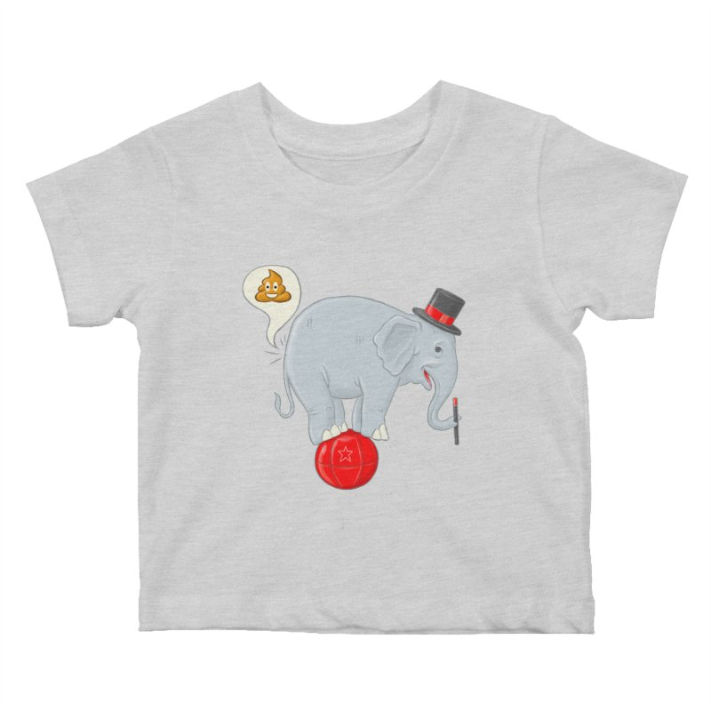 Backdoor Magic Kids Baby T-Shirt by brandongarrison's Artist Shop