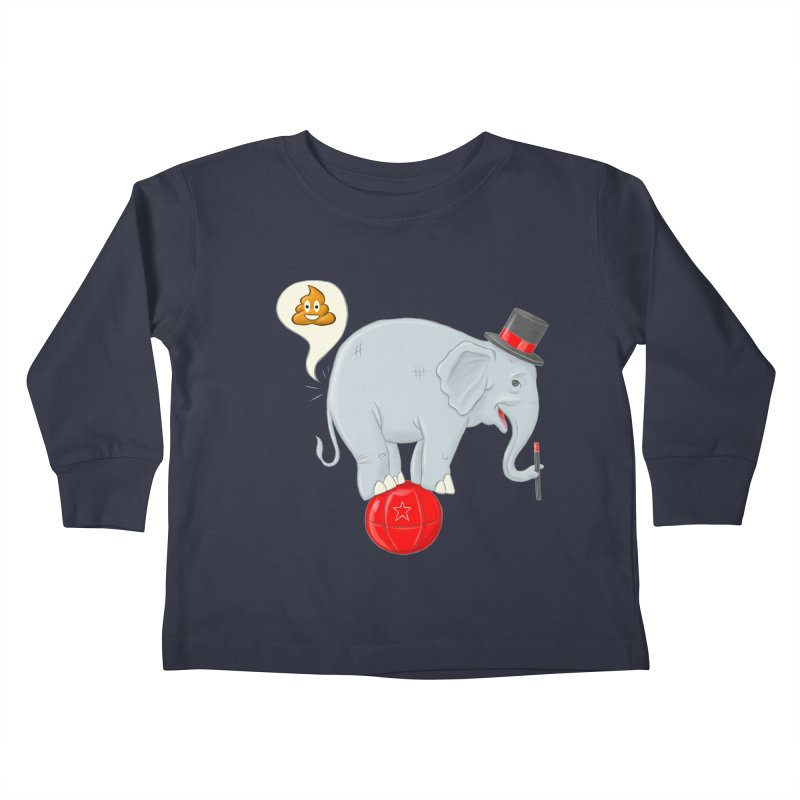 Backdoor Magic Kids Toddler Longsleeve T-Shirt by brandongarrison's Artist Shop