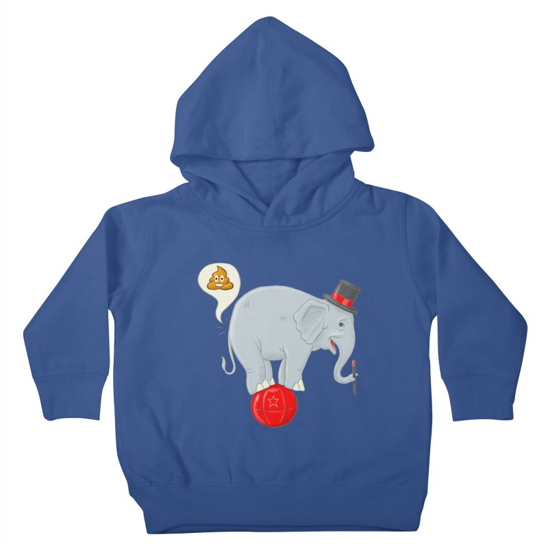 Backdoor Magic Kids Toddler Pullover Hoody by brandongarrison's Artist Shop