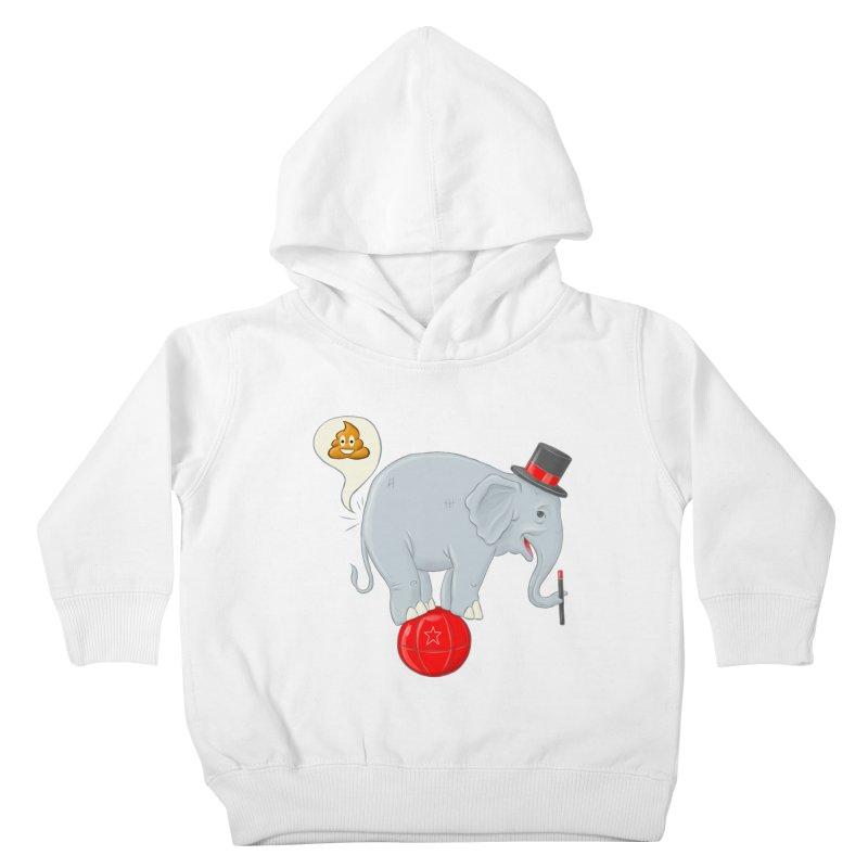 Backdoor Magic Kids Toddler Pullover Hoody by brandongarrison's Artist Shop
