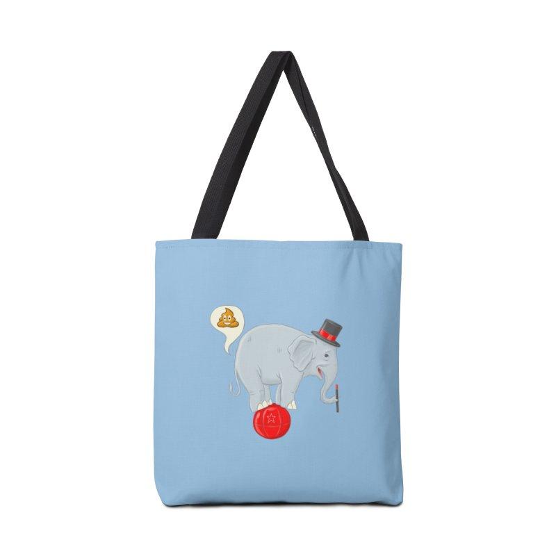 Backdoor Magic Accessories Bag by brandongarrison's Artist Shop