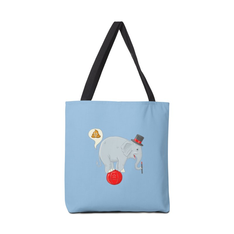 Backdoor Magic Accessories Tote Bag Bag by brandongarrison's Artist Shop