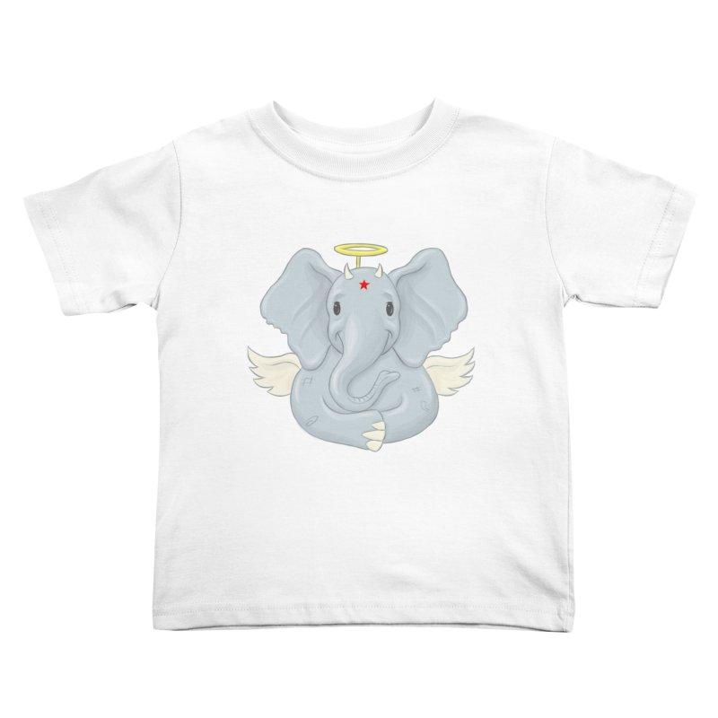 Always Innocent Kids Toddler T-Shirt by brandongarrison's Artist Shop