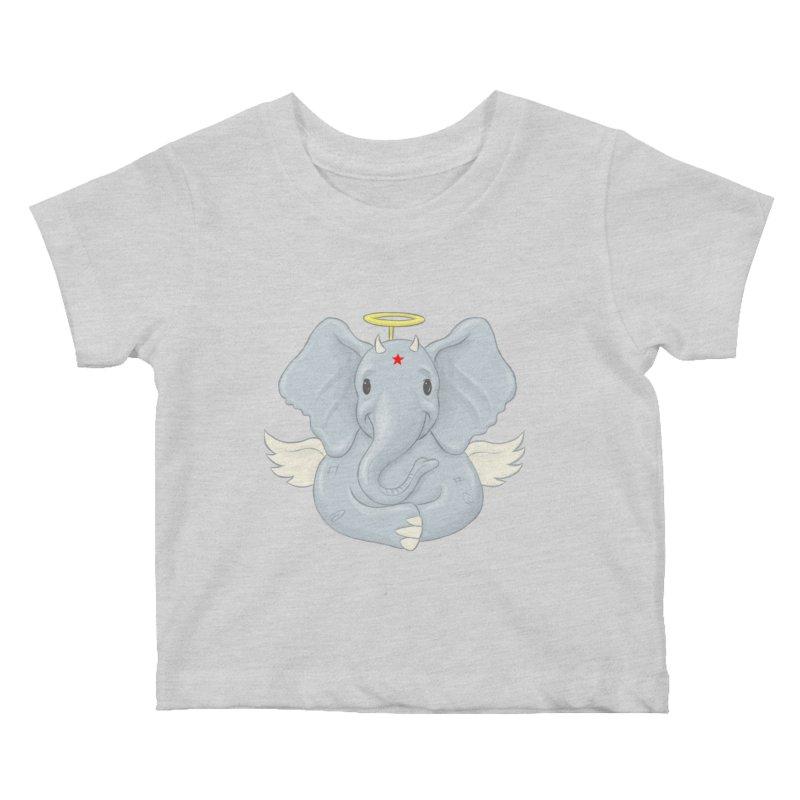 Always Innocent Kids Baby T-Shirt by brandongarrison's Artist Shop