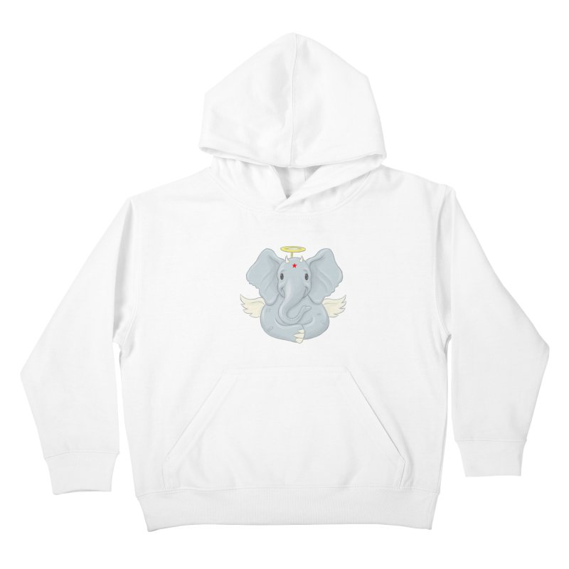 Always Innocent Kids Pullover Hoody by brandongarrison's Artist Shop