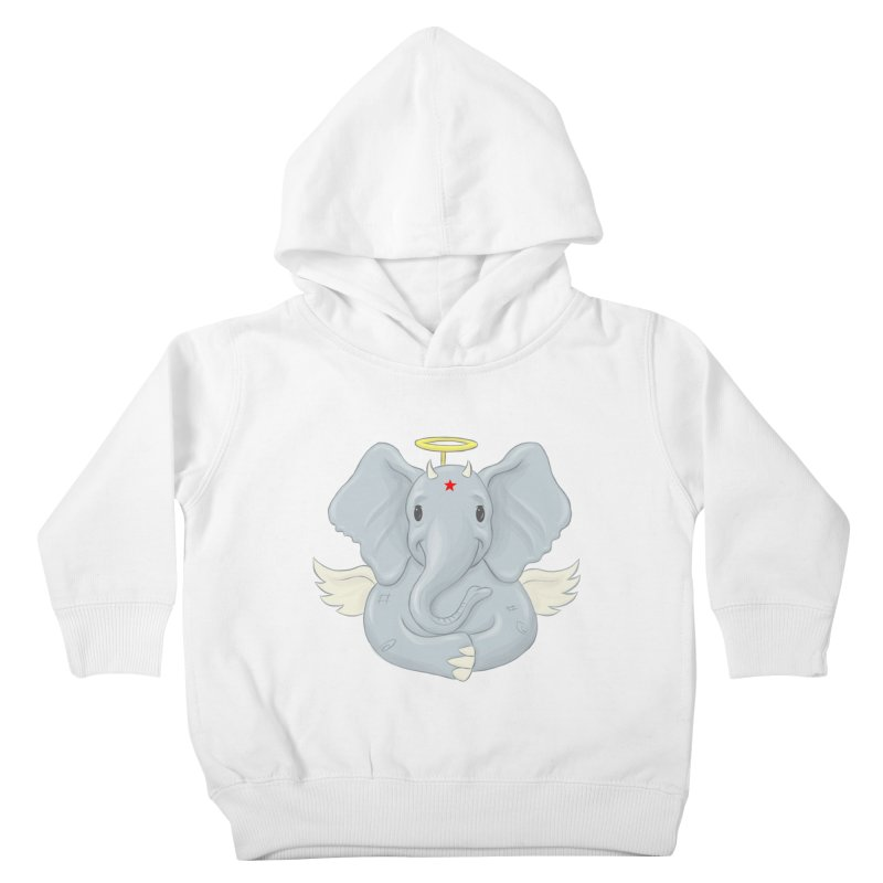 Always Innocent Kids Toddler Pullover Hoody by brandongarrison's Artist Shop