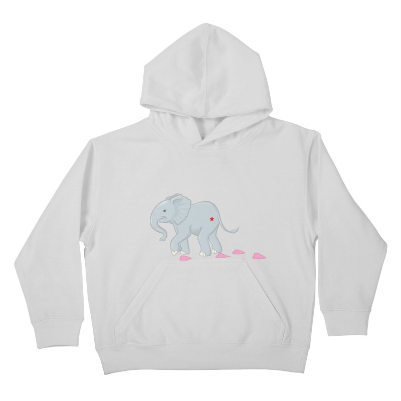 Baby Steps Kids Pullover Hoody by brandongarrison's Artist Shop