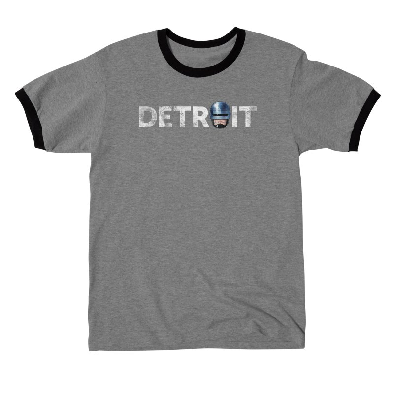 Robotroit- White Women's T-Shirt by brandongarrison's Artist Shop