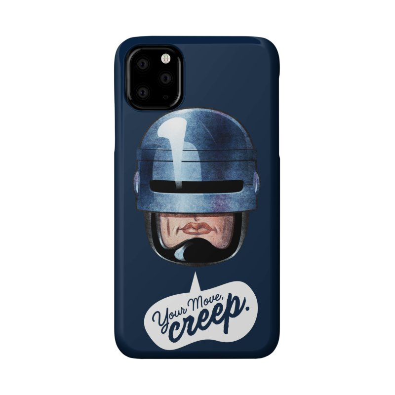 Your Move, Creep. Accessories Phone Case by brandongarrison's Artist Shop