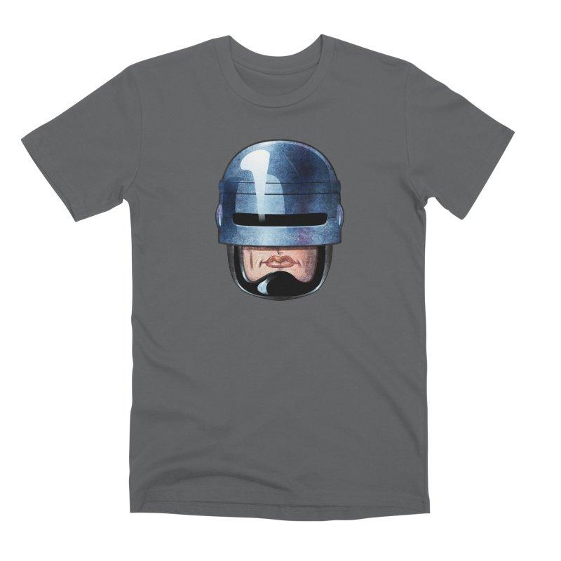 Robotroit— Just the face mame Men's Premium T-Shirt by brandongarrison's Artist Shop