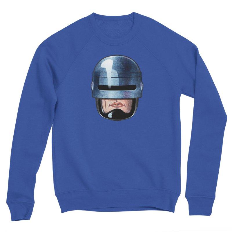 Robotroit— Just the face mame Women's Sponge Fleece Sweatshirt by brandongarrison's Artist Shop