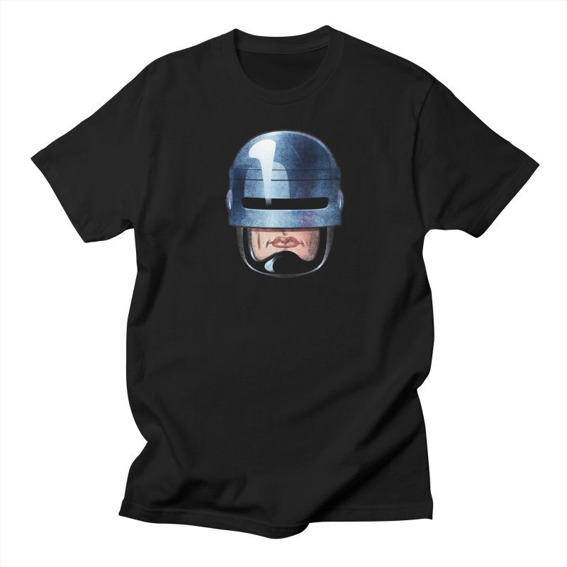 Robotroit— Just the face mame Women's Regular Unisex T-Shirt by brandongarrison's Artist Shop