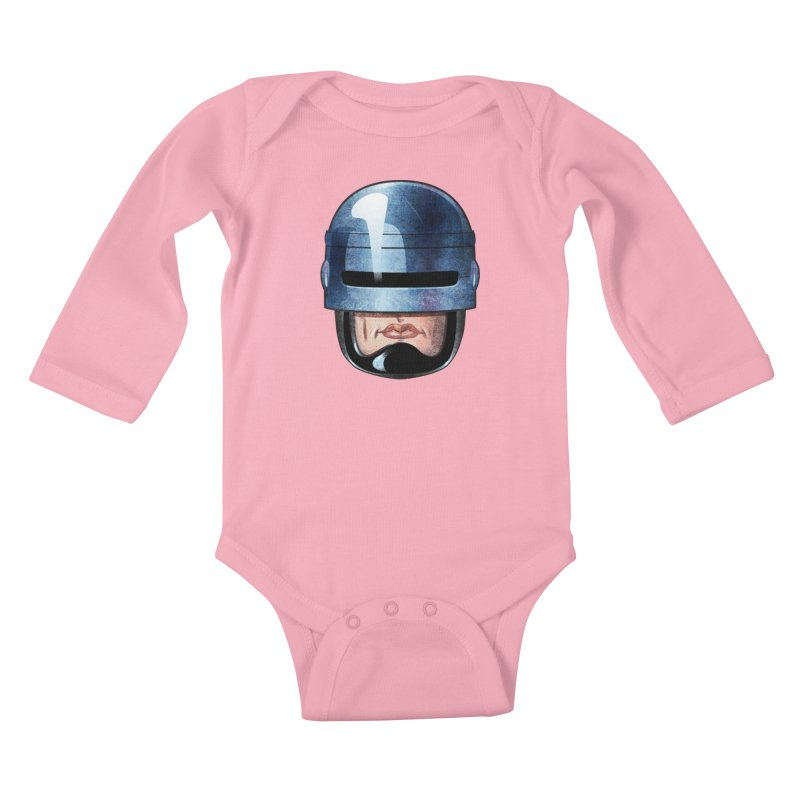 Your Move, Creep. Kids Baby Longsleeve Bodysuit by brandongarrison's Artist Shop