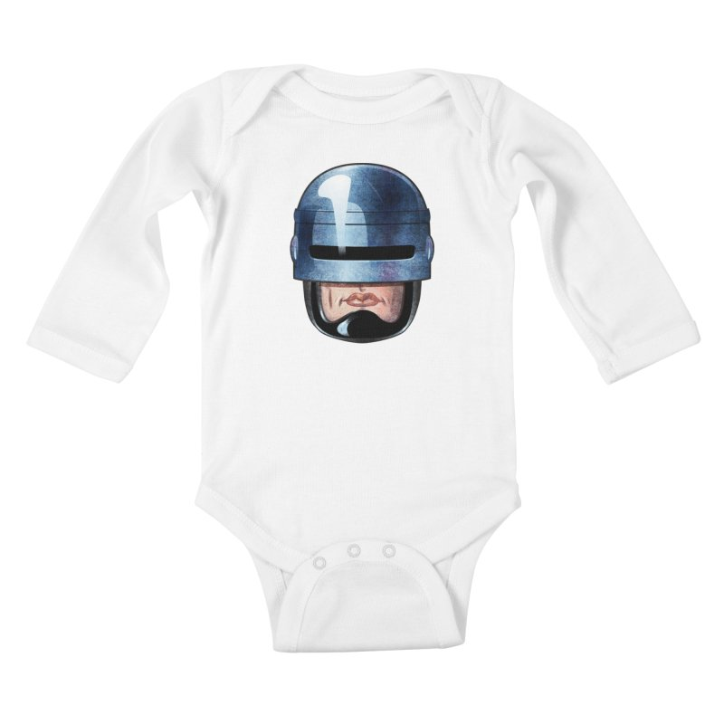 Your Move, Creep. Kids Baby Longsleeve Bodysuit by brandongarrison's Artist Shop