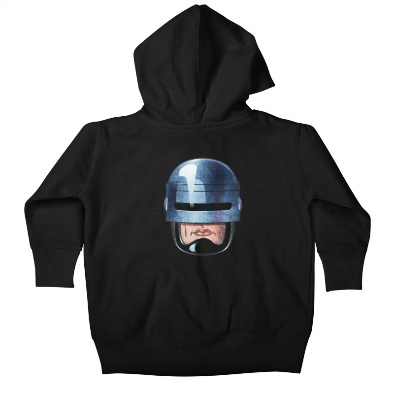 Your Move, Creep. Kids Baby Zip-Up Hoody by brandongarrison's Artist Shop