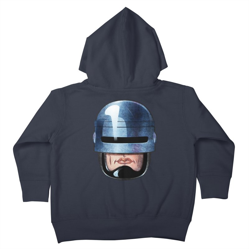Your Move, Creep. Kids Toddler Zip-Up Hoody by brandongarrison's Artist Shop