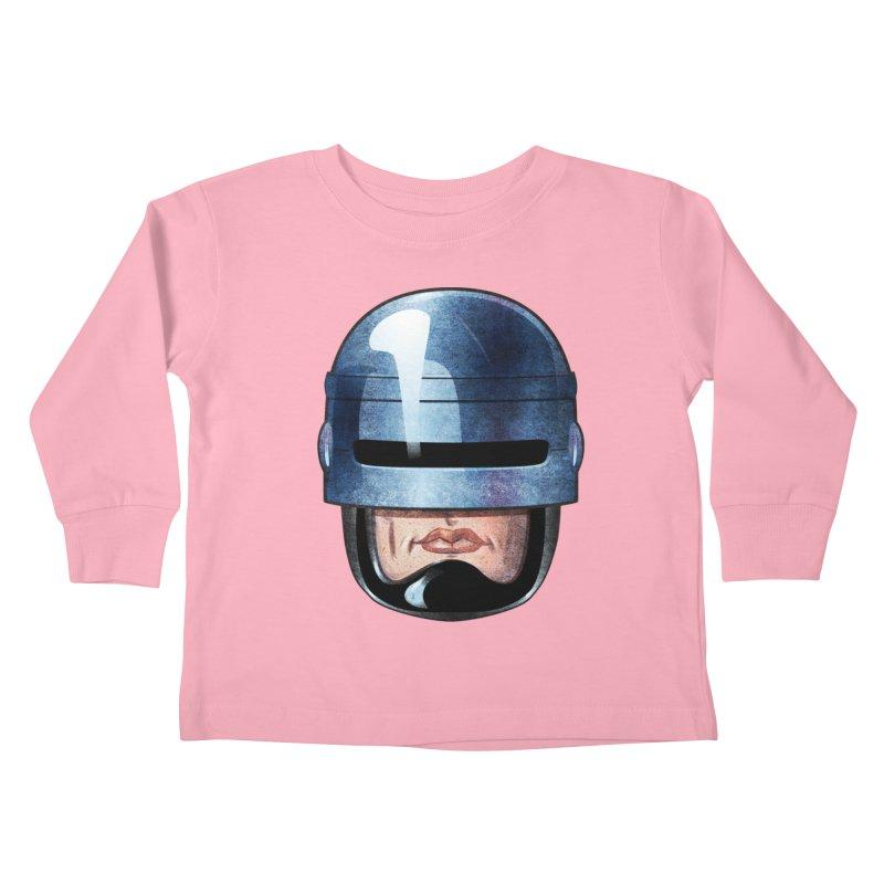 Your Move, Creep. Kids Toddler Longsleeve T-Shirt by brandongarrison's Artist Shop