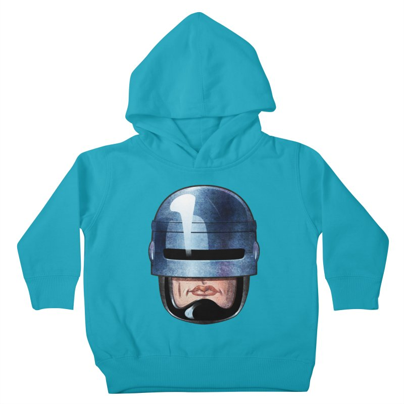 Your Move, Creep. Kids Toddler Pullover Hoody by brandongarrison's Artist Shop