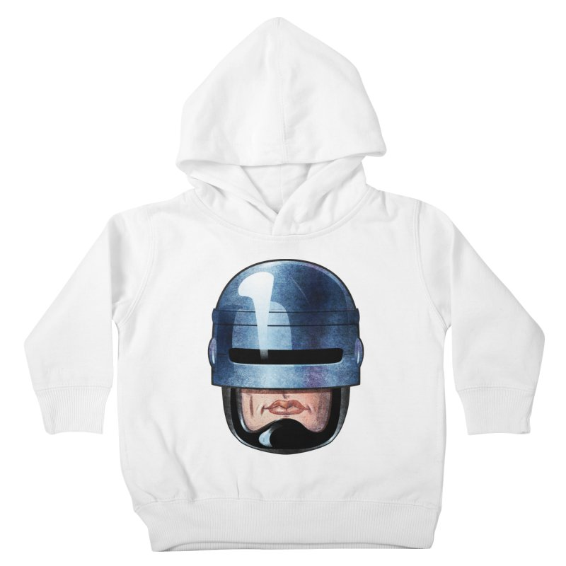 Robotroit— Just the face mame Kids Toddler Pullover Hoody by brandongarrison's Artist Shop