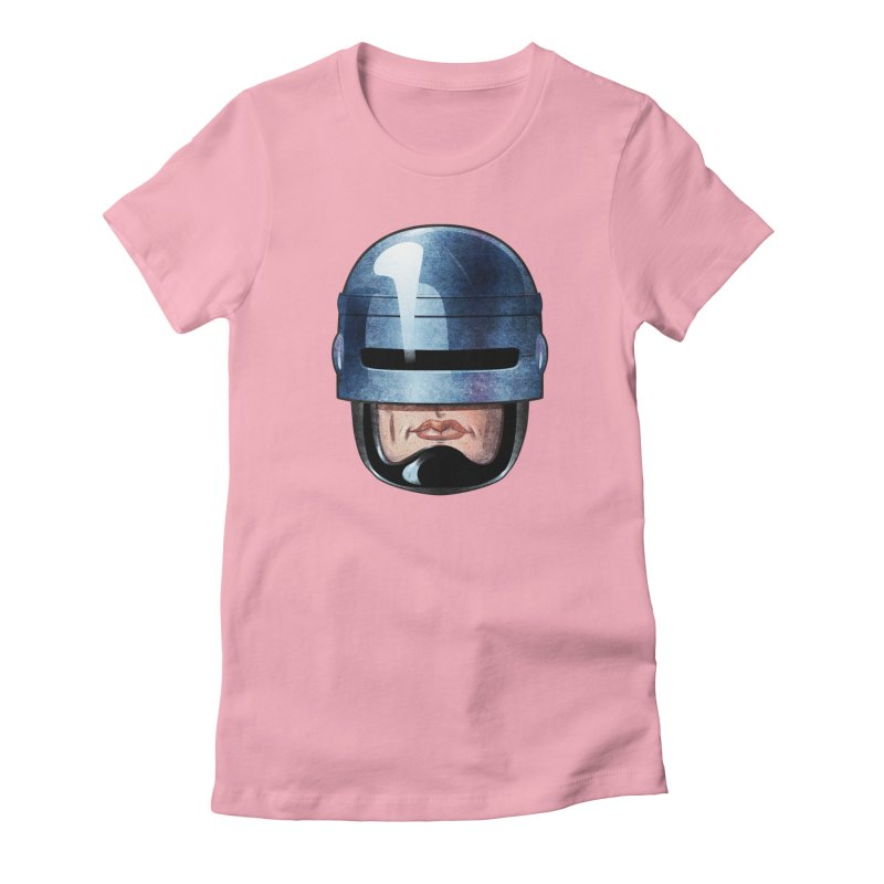 Your Move, Creep. Women's Fitted T-Shirt by brandongarrison's Artist Shop