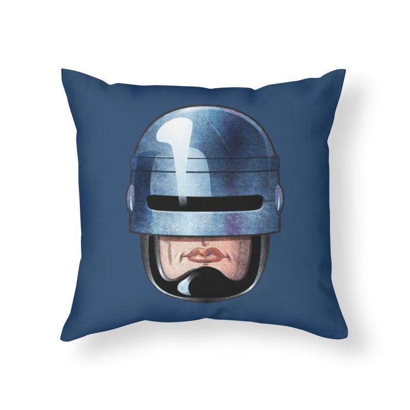 Your Move, Creep. Home Throw Pillow by brandongarrison's Artist Shop