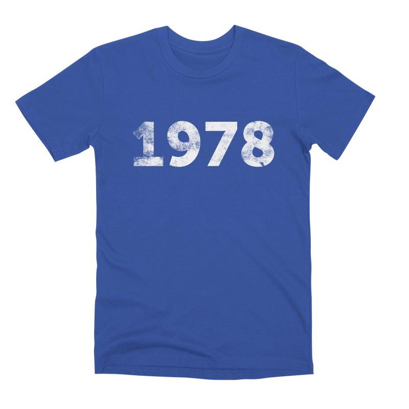 1978 Men's Premium T-Shirt by brandongarrison's Artist Shop