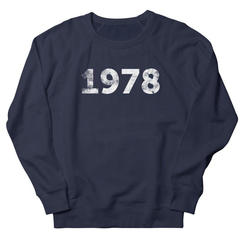 1978 Women's French Terry Sweatshirt by brandongarrison's Artist Shop