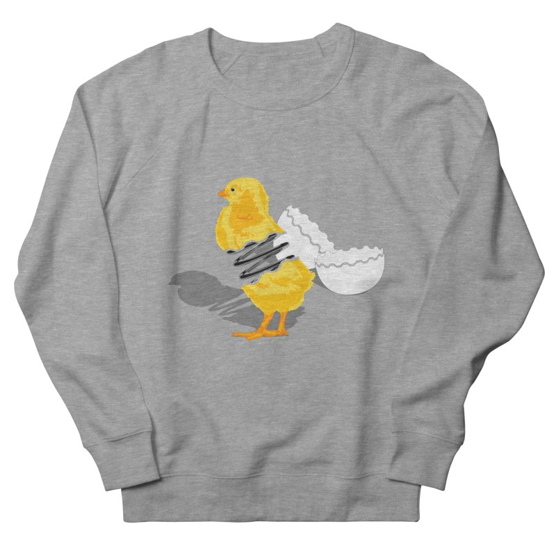 Spring Chicken Women's Sweatshirt by brandonjw's Artist Shop