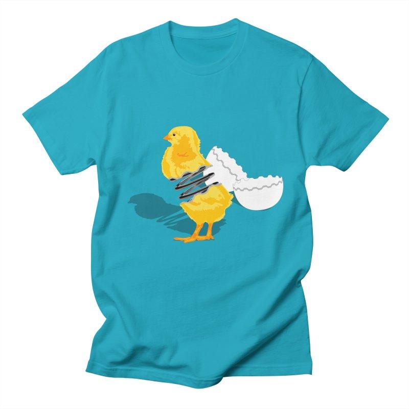 Spring Chicken Women's Unisex T-Shirt by brandonjw's Artist Shop